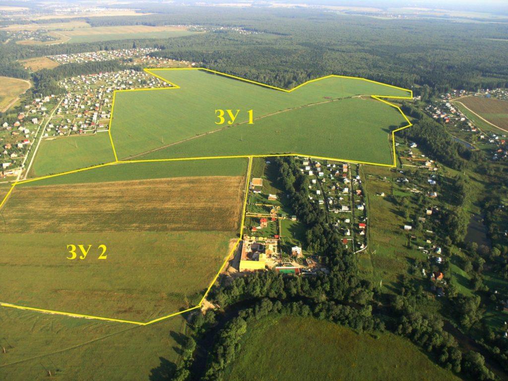 Зачем объединять земельные участки