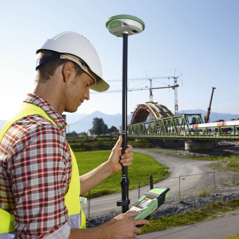 Использование GPS при съемке местности