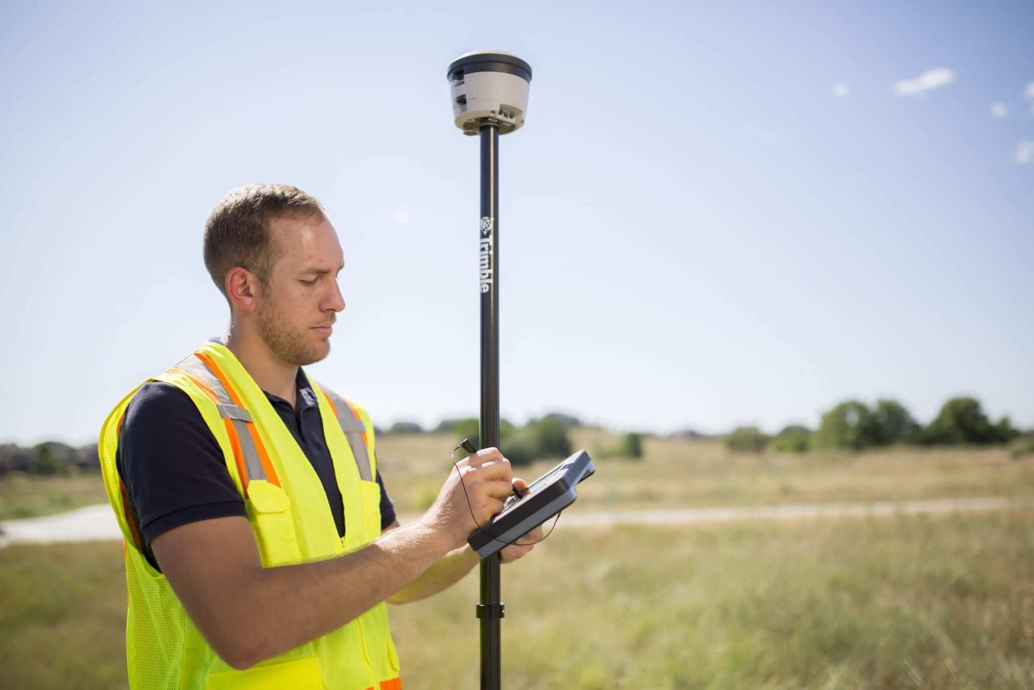 Виды деятельности при GPS-измерении в геодезии
